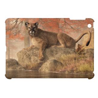 The Old Mountain Lion iPad Mini Case