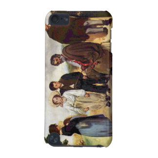 The old musician by Edouard Manet iPod Touch (5th Generation) Cases