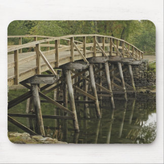 The Old North Bridge, Minute Man National Mousepads