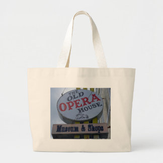 The Old Opera House Large Tote Bag