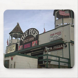 The Old Orchard Beach Pier Mouse Pad