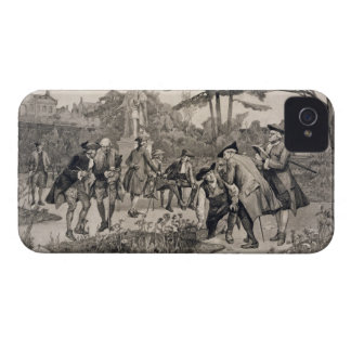 The Old Physic Garden of the Society of Apothecari Case-Mate iPhone 4 Case