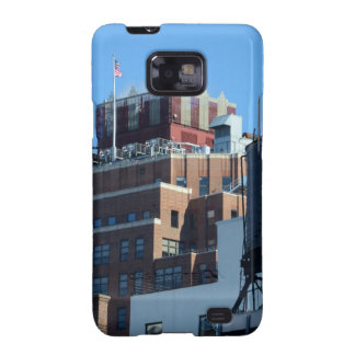 The Old Port Authority Building Samsung Galaxy SII Covers