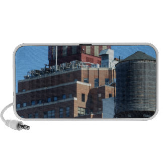 The Old Port Authority Building iPod Speakers