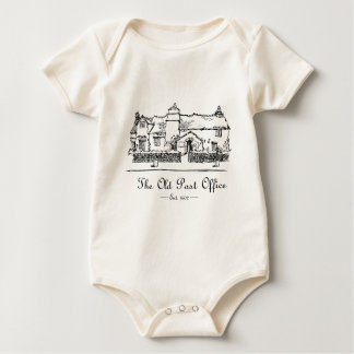 The Old Post Office Baby Bodysuit
