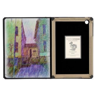 The Old prison drawing iPad Mini Retina Case