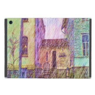 The Old prison drawing iPad Mini Case