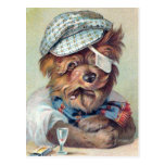 """""""The Old Rascal"""" Vintage Dog Post Cards"""