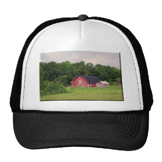 The Old Red Barn Trucker Hat