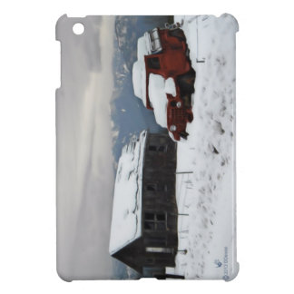 The Old Red Truck iPad Mini Cover