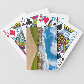 The Old Royal Naval College, Greenwich, England Bicycle Playing Cards