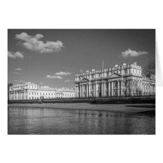 The Old Royal Naval College, Greenwich, England Card