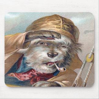 """The Old Sea Dog"" Vintage (TBA Winner) Mousepad"