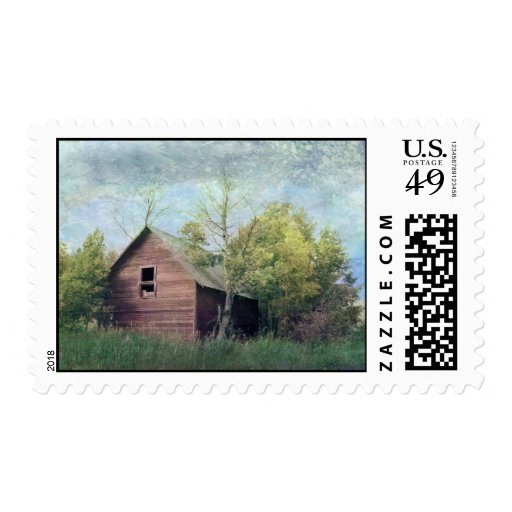 The Old Shed Postage