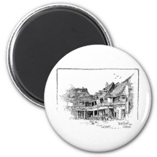 The Old Tabard Inn Magnets