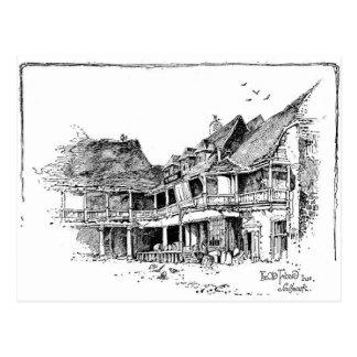 The Old Tabard Inn Post Cards