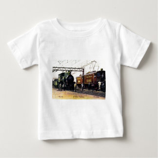The Old The New St. Clair Tunnel Company Baby T-Shirt