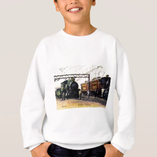 The Old The New St. Clair Tunnel Company Sweatshirt