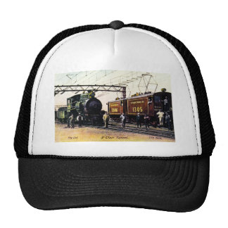 The Old The New St. Clair Tunnel Company Trucker Hat