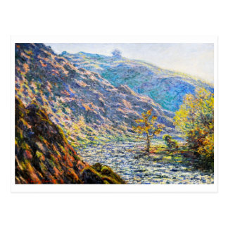 The Old Tree at the Confluence Claude Monet Postcard