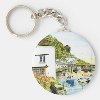 'The Old Watch House' Keychain