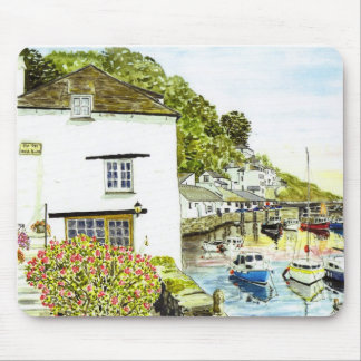 'The Old Watch House' Mousepad