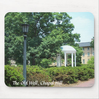 The Old Well, Chapel hill Mouse Pad