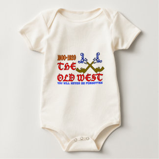 The Old West Baby Bodysuit