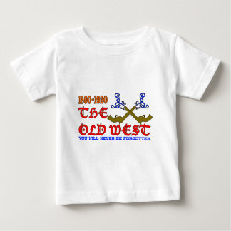 The Old West Baby T-Shirt
