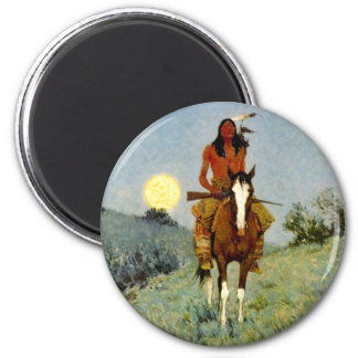 The Old West Magnet