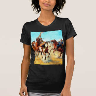 The Old West T-shirts