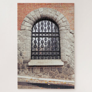 The Old Window Jigsaw Puzzle