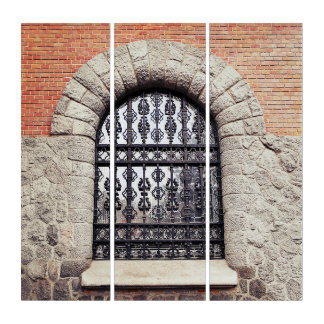 The Old Window Triptych