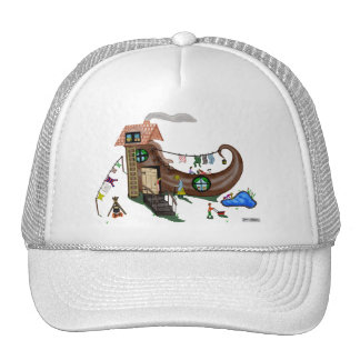 The Old Woman In The Shoe Trucker Hat
