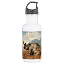 The Old Woolly Rhino Stainless Steel Water Bottle