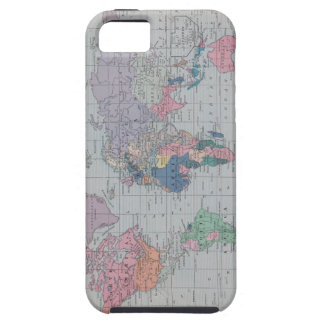 The Old World Vintage Map Collection iPhone 5 Cover