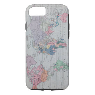 The Old World Vintage Map Collection iPhone 8/7 Case