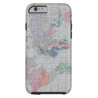 The Old World Vintage Map Collection Tough iPhone 6 Case