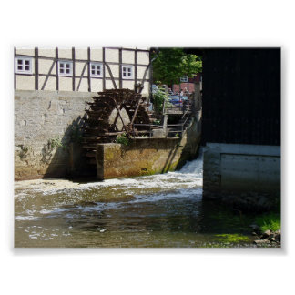 The Olde Watermill Poster