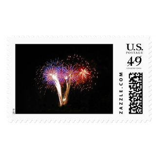 The Ole  Red, White, and Blue Postage