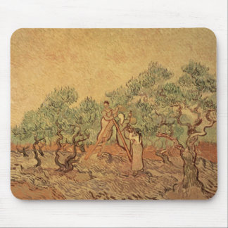 The Olive Grove, 1889 Mouse Pad