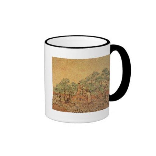 The Olive Grove, 1889 Coffee Mug