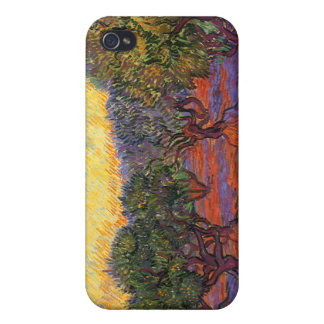 The Olive Grove, Vincent Van Gogh iPhone 4/4S Case
