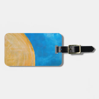 The Olive Luggage Tag