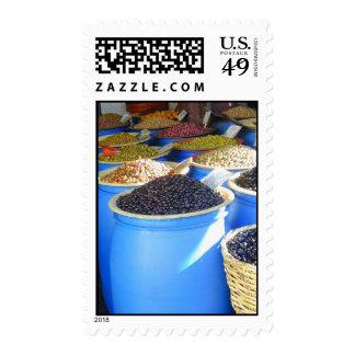 The Olive Market Postage