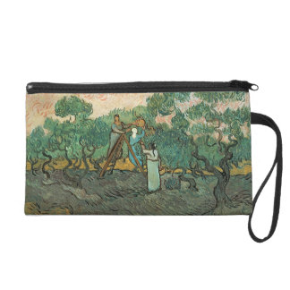 The Olive Pickers, Saint-Remy, 1889 (oil on canvas Wristlet