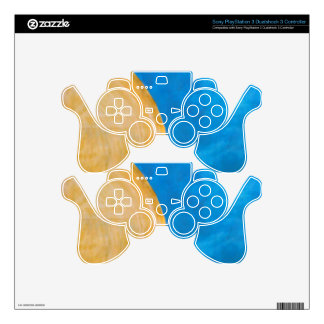 The Olive PS3 Controller Skins