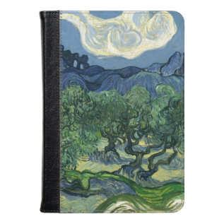 The Olive Trees By Van Gogh Fine Art Kindle Case at Zazzle