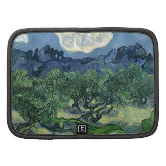 The Olive Trees by Van Gogh Fine Art Organizer