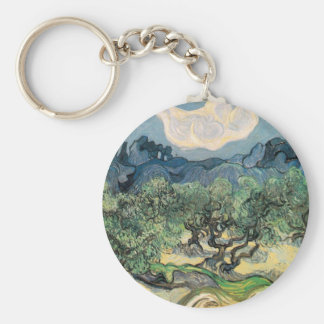 The Olive Trees Keychain